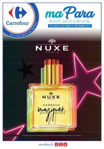Carrefour catalogue publicitaire (valable jusqu'au 31-01)