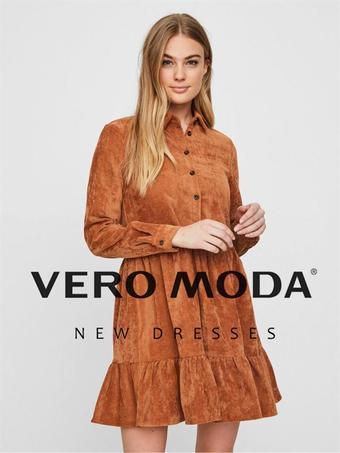 Vero Moda reclame folder (geldig t/m 26-01)