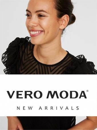 Vero Moda reclame folder (geldig t/m 19-01)