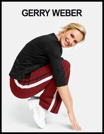 Gerry Weber reclame folder (geldig t/m 21-01)