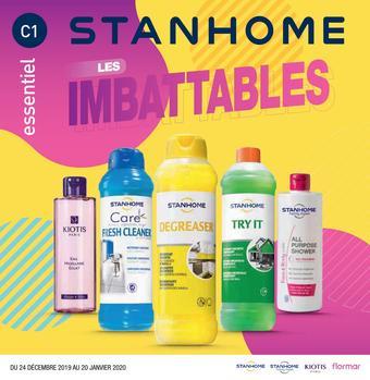 Stanhome catalogue publicitaire (valable jusqu'au 20-01)