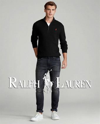 Ralph Lauren folheto promocional (válido de 10 ate 17 25-02)