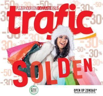 Trafic reclame folder (geldig t/m 31-01)