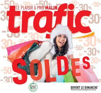 Trafic catalogue publicitaire (valable jusqu'au 31-01)