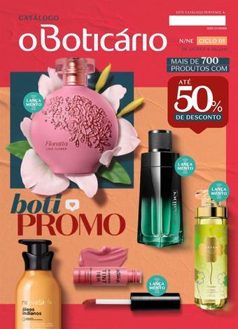 O Boticário catálogo promocional (válido de 10 até 17 26-01)