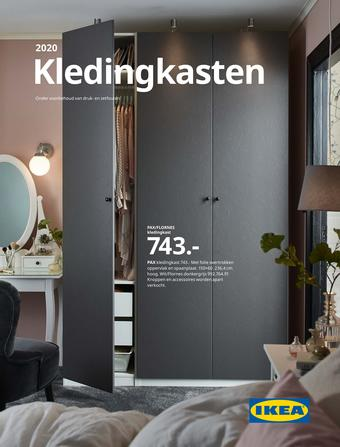 IKEA reclame folder (geldig t/m 30-06)