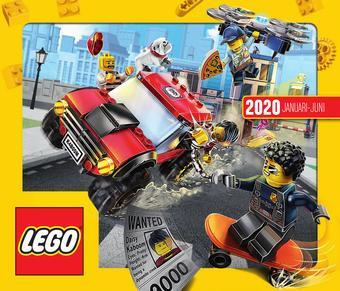 LEGO reclame folder (geldig t/m 30-06)