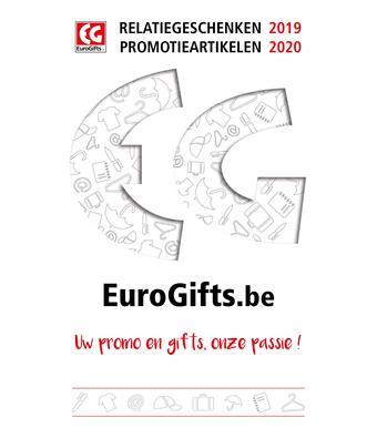 EuroGifts reclame folder (geldig t/m 31-12)