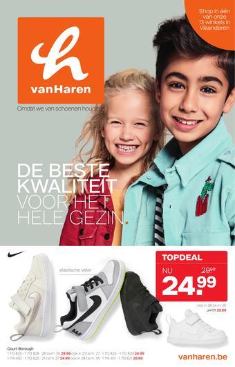 vanHaren reclame folder (geldig t/m 02-02)