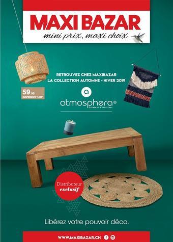 Maxi Bazar catalogue publicitaire (valable jusqu'au 21-03)