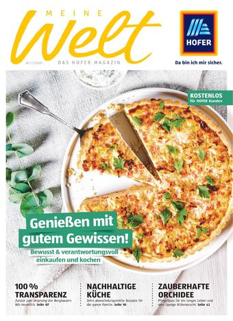 Hofer Werbeflugblatt (bis einschl. 29-02)