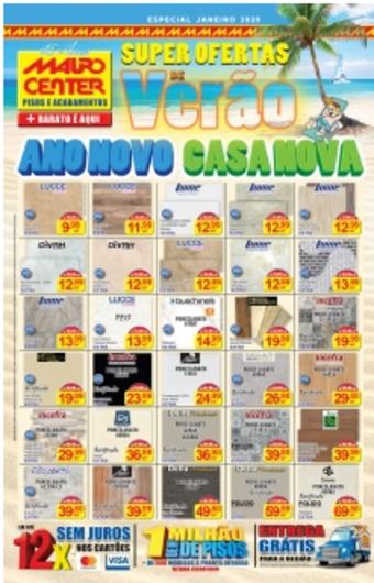 Mauro Center catálogo promocional (válido de 10 até 17 31-01)