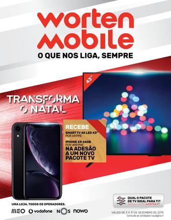 Worten Mobile folheto promocional (válido de 10 ate 17 29-01)