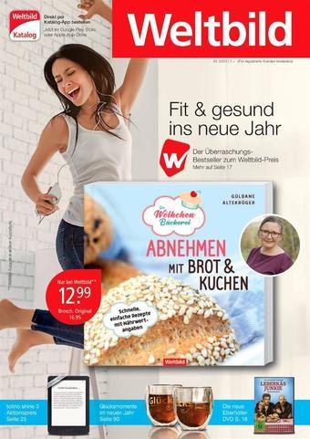 Weltbild Werbeflugblatt (bis einschl. 31-01)