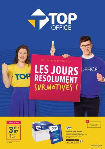 Top Office catalogue publicitaire (valable jusqu'au 02-02)