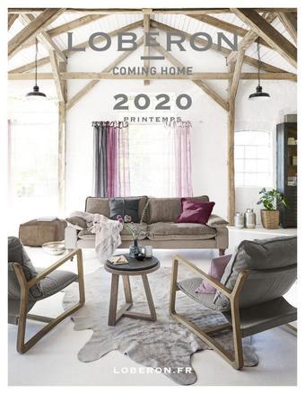 Loberon catalogue publicitaire (valable jusqu'au 31-05)