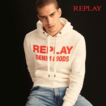 Replay reclame folder (geldig t/m 02-03)