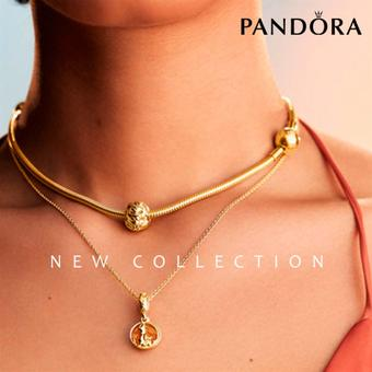Pandora reclame folder (geldig t/m 23-02)