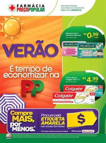 Farmácia Preço Popular catálogo promocional (válido de 10 até 17 02-02)