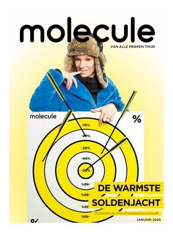 Molecule reclame folder (geldig t/m 31-01)