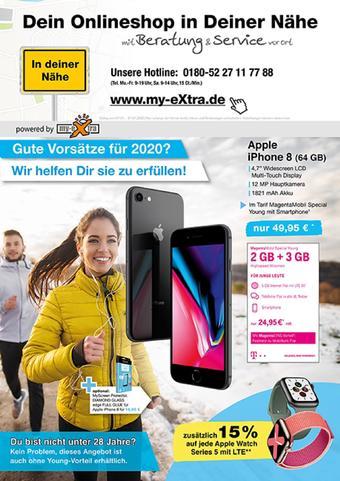 Telekom Shop Prospekt (bis einschl. 31-01)