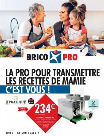Brico Pro catalogue publicitaire (valable jusqu'au 22-02)