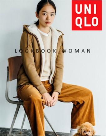 Uniqlo catalogue publicitaire (valable jusqu'au 09-02)