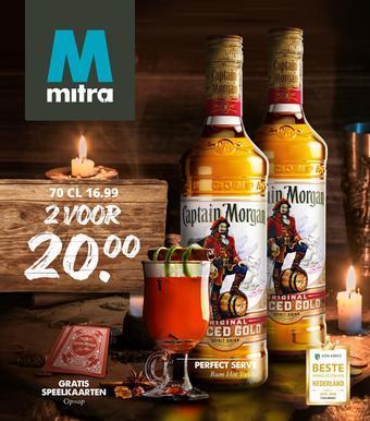 Mitra reclame folder (geldig t/m 18-01)