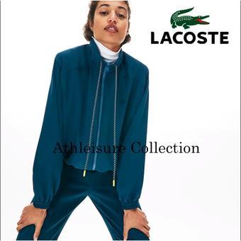 Lacoste catalogue publicitaire (valable jusqu'au 24-02)