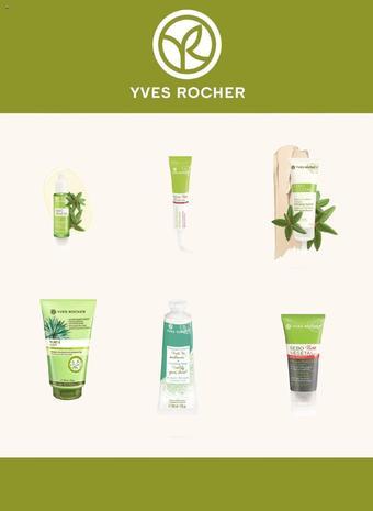 Yves Rocher catalogue publicitaire (valable jusqu'au 31-01)