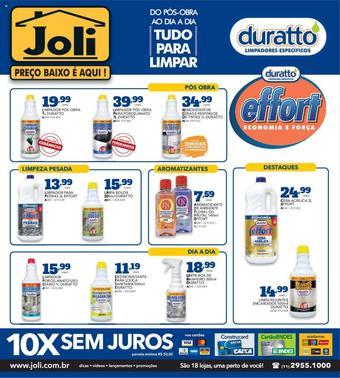 Joli catálogo promocional (válido de 10 até 17 04-02)