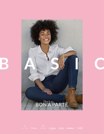 Bon'A Parte reclame folder (geldig t/m 26-01)