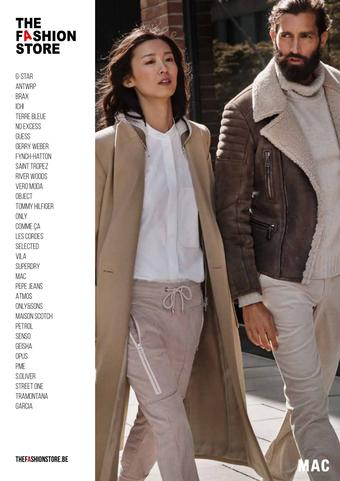 The Fashionstore reclame folder (geldig t/m 26-01)