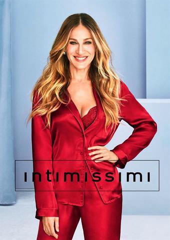 Intimissimi reclame folder (geldig t/m 09-03)