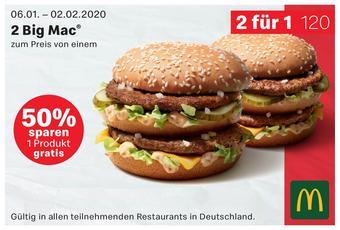 McDonald's Prospekt (bis einschl. 02-02)