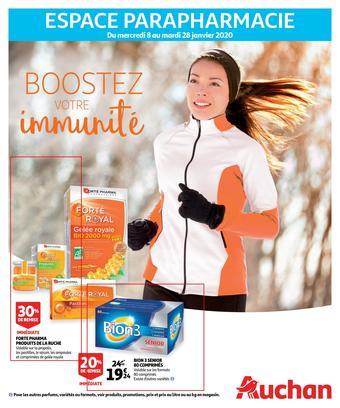Auchan catalogue publicitaire (valable jusqu'au 28-01)