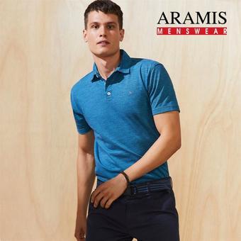 Aramis Menswear catálogo promocional (válido de 10 até 17 08-03)