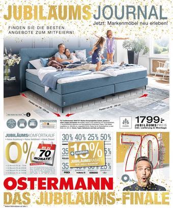 Ostermann Prospekt (bis einschl. 21-01)