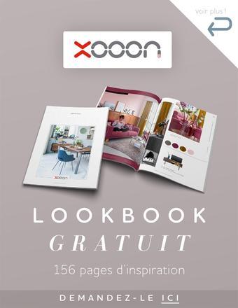 Xooon catalogue publicitaire (valable jusqu'au 30-04)