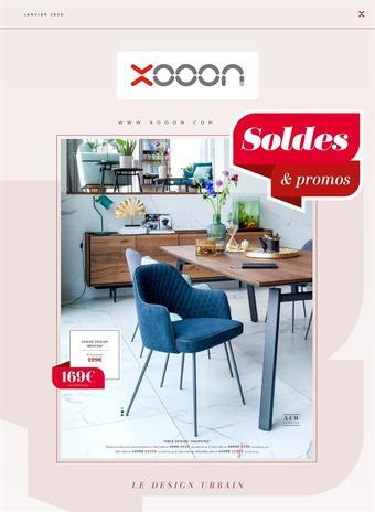 Xooon catalogue publicitaire (valable jusqu'au 04-02)