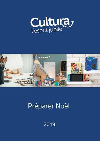 Cultura catalogue publicitaire (valable jusqu'au 29-02)
