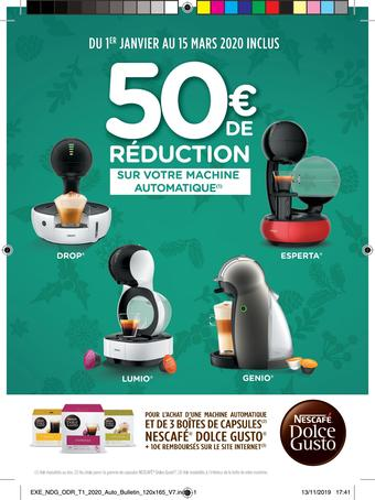 Copra catalogue publicitaire (valable jusqu'au 15-03)
