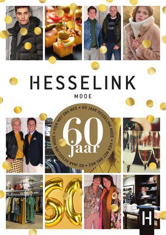 Hesselink Mode reclame folder (geldig t/m 29-02)