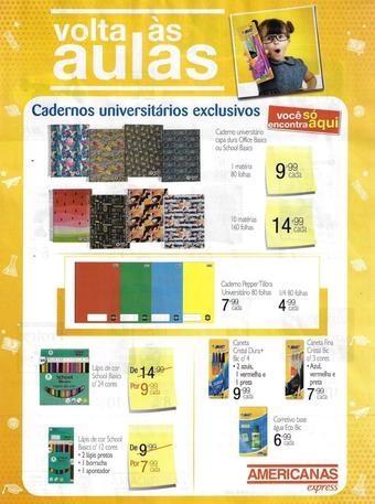 Americanas Express catálogo promocional (válido de 10 até 17 23-01)