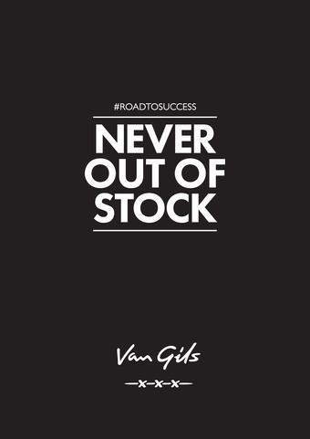 Van Gils reclame folder (geldig t/m 29-02)