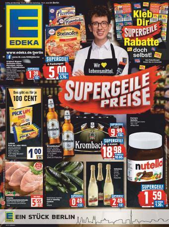 Edeka Prospekt (bis einschl. 18-01)