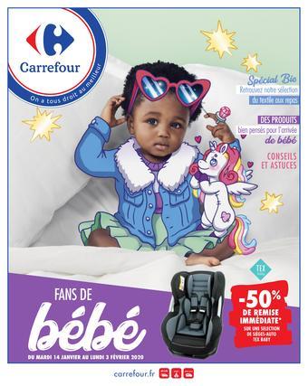 Carrefour catalogue publicitaire (valable jusqu'au 03-02)
