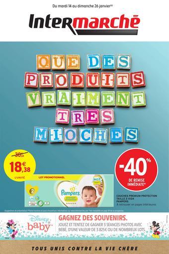 Intermarché Hyper catalogue publicitaire (valable jusqu'au 26-01)