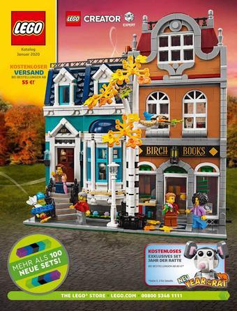 Lego Prospekt (bis einschl. 31-01)