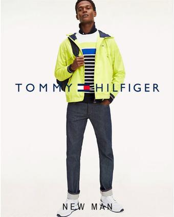 Tommy Hilfiger reclame folder (geldig t/m 08-03)